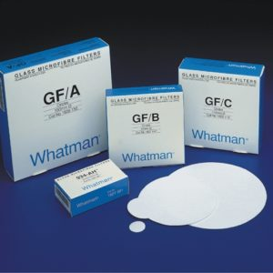 WHATMAN GLASS MICROFIBER FILTERS