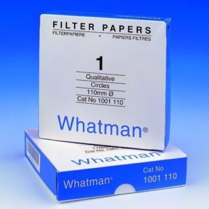 WHATMAN QUALITATIVE FILTER PAPER