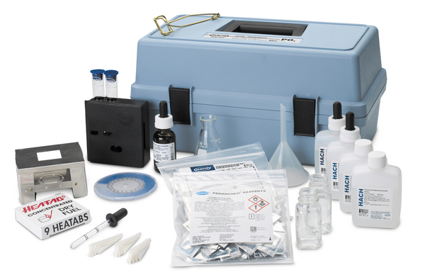 The System For Colormetric Water Analysis