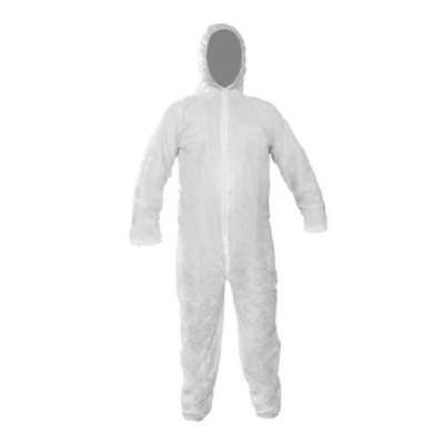 COVERALL (WITH OR WITHOUT HOOD)